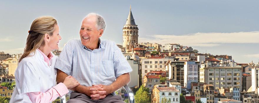 Avrupa Yakasında Yaşlı Bakıcısı Arıyorum