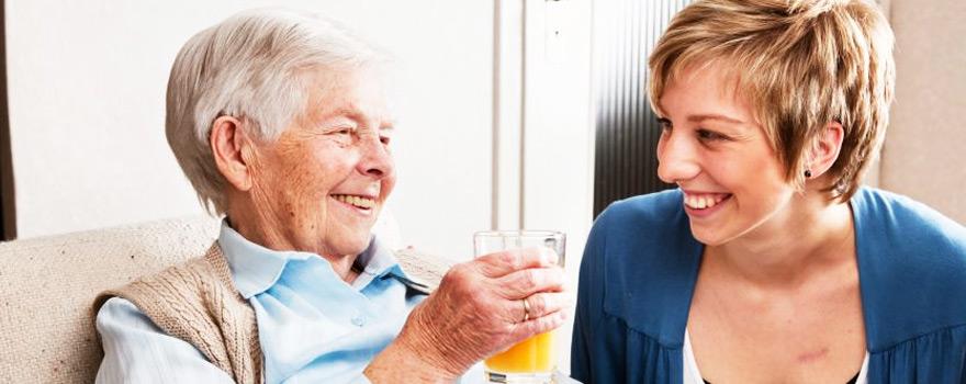 Evde Yaşlı Bakımı Hizmeti