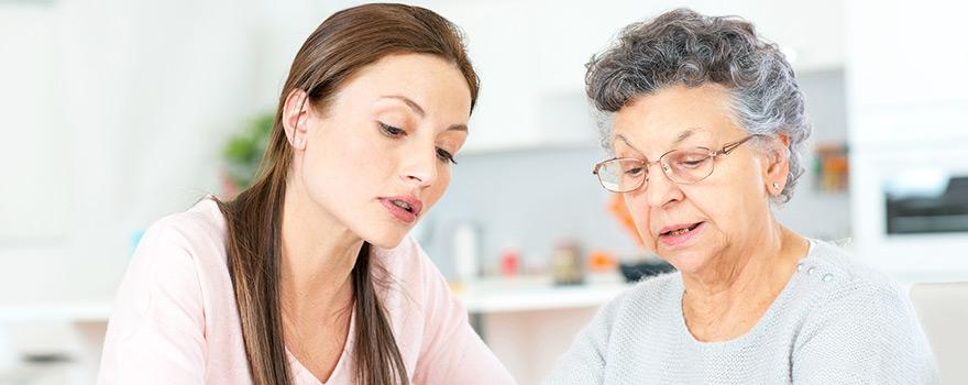Yaşlıların Bakıcıya Uyum Süresi
