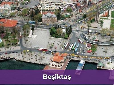 Yaşlı ve Hasta Bakıcısı Beşiktaş