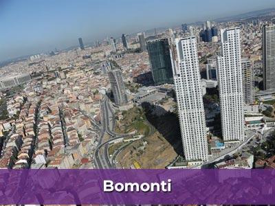 Yaşlı ve Hasta Bakıcısı Bomonti