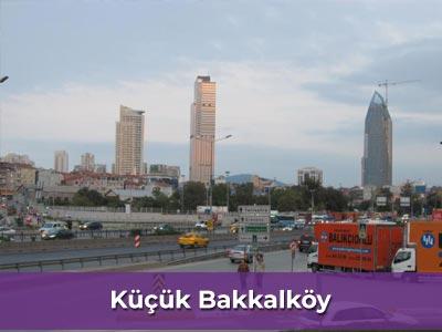 Yaşlı ve Hasta Bakıcısı Küçük Bakkalköy
