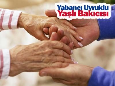 Kırgız Yaşlı Bakıcısı