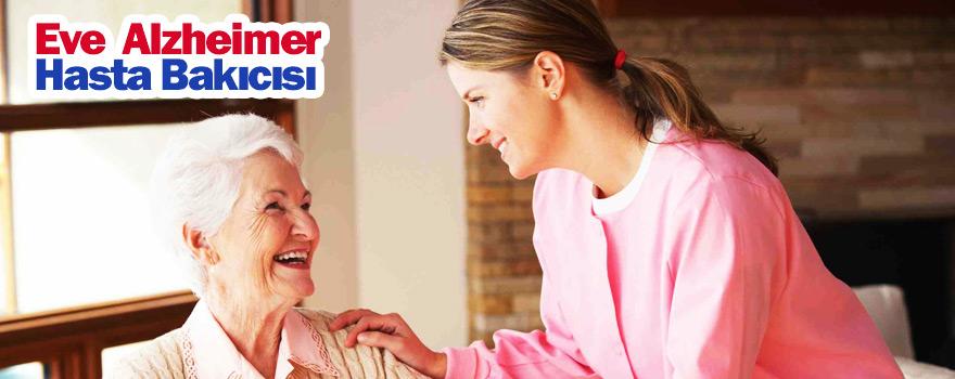 Eve Alzheimer Hasta Bakıcısı