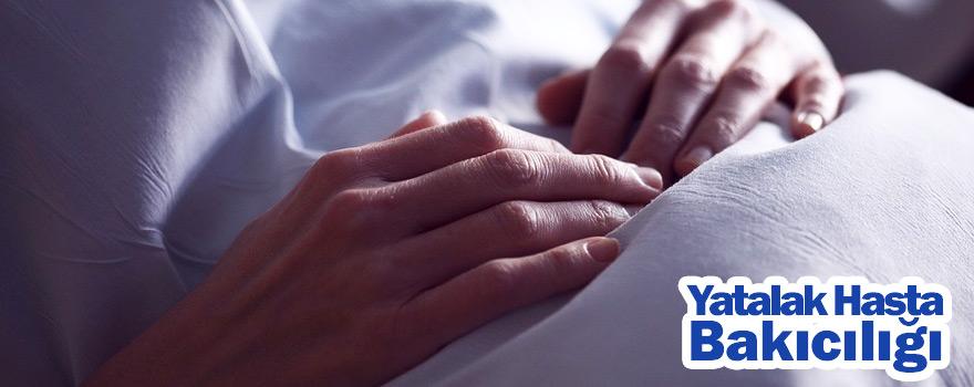Yatalak hasta bakıcılığı