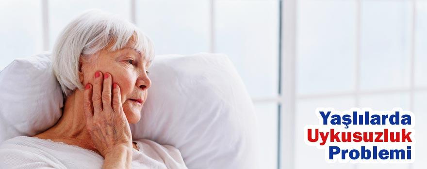 Yaşlılarda Uykusuzluk Problemi