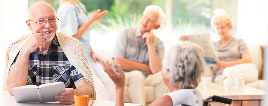 Huzurevleri yaşlılar için iyi bir alternatif mi ?
